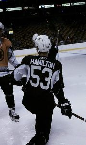 Dougie Hamilton is a sure-shot to stay the rest of the season in Boston. (Trathbun53/Wikimedia Commons)