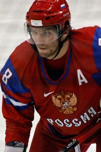 Alex Ovechkin will be going to Sochi for the 2014 Olympics. (s.yume/Wikimedia Commons)