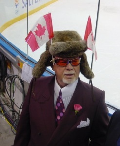 Canadians will get a  double dose of Don Cherry on Hockey Night in Canada this season. (Dave O/Wikimedia Commons)