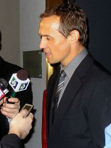 The onus is now on Steve Yzerman to assemble an NHL-caliber roster. (Dave Hogg/Wikimedia Commons)