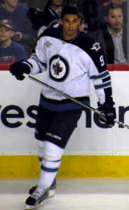 Evander Kane and the Winnipeg Jets would have had a better shot at the playoffs in the Western Conference. (Resolute/Wikimedia Commons)