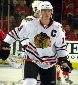 Jonathan Toews has consistently been one of the top players in the NHL all season long. (Resolute/Wikimedia Commons)