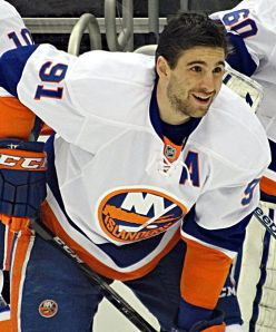 John Tavares means as much to his team as any other player in the league whether he wins the Hart Trophy or not. (Michael Miller/Wikimedia Commons)