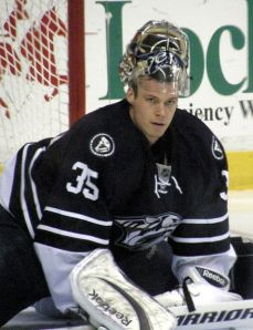 Pekka Rinne (Dan4th Nicholas/Wikimedia Commons)
